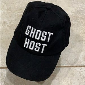 New Disney Parks Ghost Host Haunted Mansion Hat